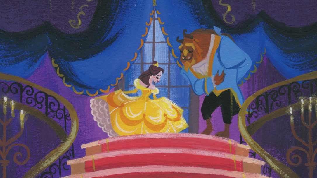 The Beauty and The Beast - The Legacy Collection - Walt Disney