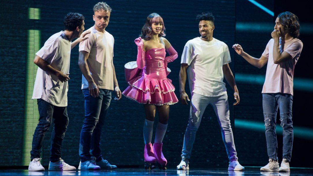 Martina Attili è stata una delle protagoniste del terzo live show di X Factor 12