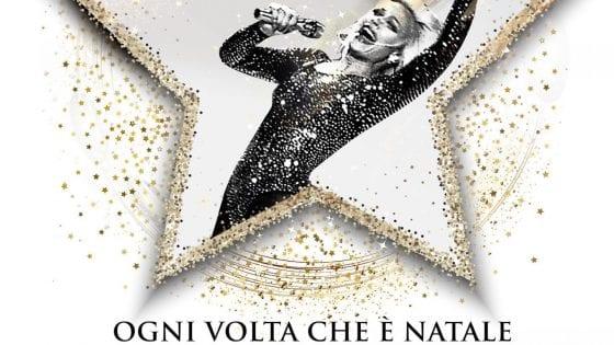 """Un particolare di """"Ogni Volta che è Natale"""" di Raffaella Carrà"""
