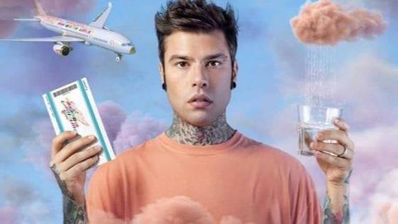 """Fedez ha annunciato sui suoi social che il suo nuovo album si chiamerà """"Paranoia Airlines"""""""