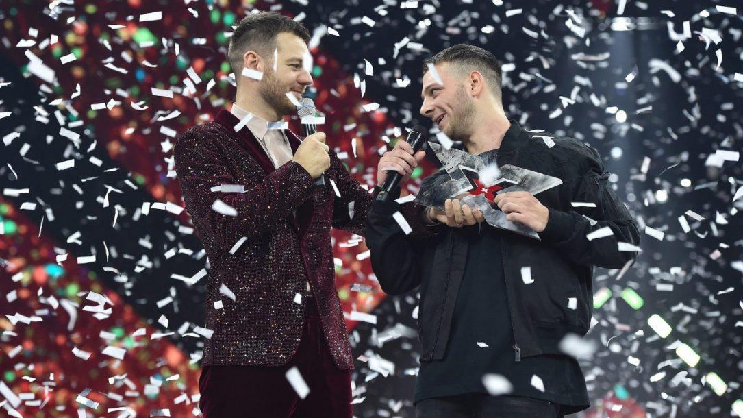 È Anastasio il vincitore della dodicesima edizione di X Factor