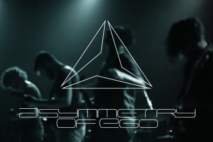 Asymmetry of Ego - The Monster - logo