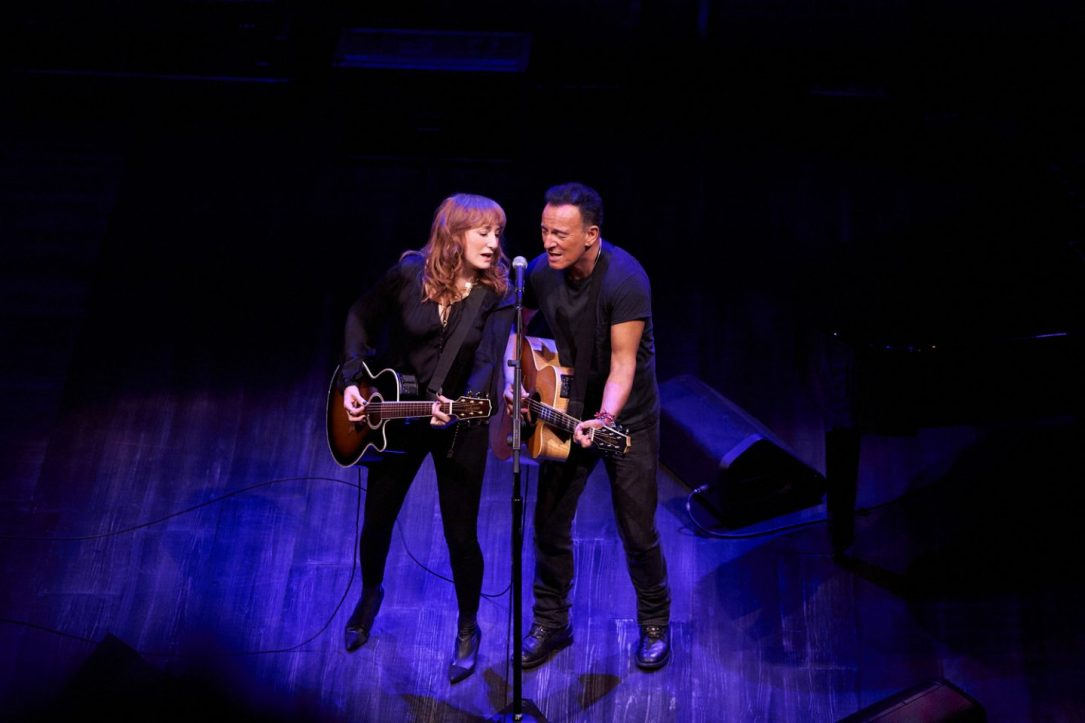 Bruce Springsteen - Patti Scialfa - Springsteen on Broadway - Danny Clinch (2)
