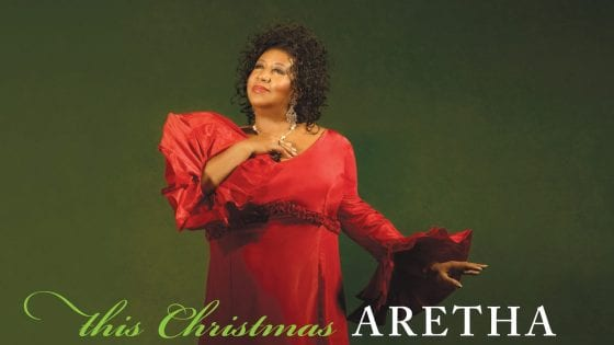 """Aretha Franklin: esce in vinile """"This Christmas"""""""