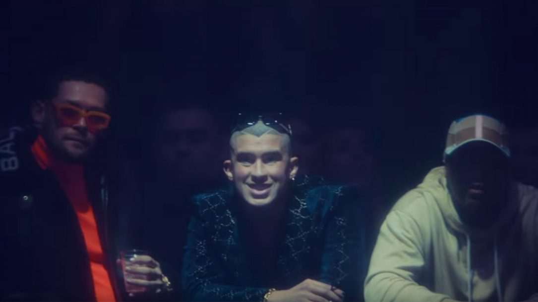 "Bad Bunny parla di violenza domestica nel video di ""Solo De Mi"""
