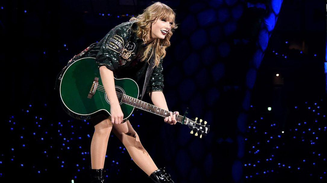 """Taylor Swift annuncia l'uscita del film sul suo """"Reputation Tour"""""""